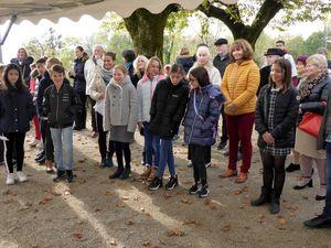 Cérémonie du 11 novembre à Biviers