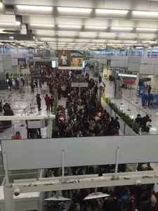 Grosse pagaille dans les aéroports de Roissy et Orly suite à des contrôles policiers renforcés