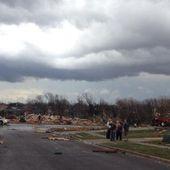 Des tornades menacent 53 millions d'Américains