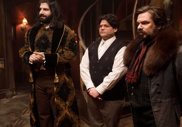 Critiques Séries : What We Do in the Shadows. Saison 1. Pilot.