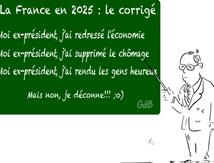 La France en 2025 : le corrigé