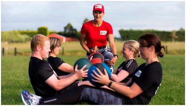 Fitness Bootcamps for All Shapes and Sizes