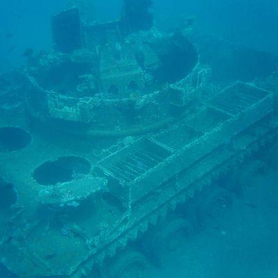 Plonger à Aqabat