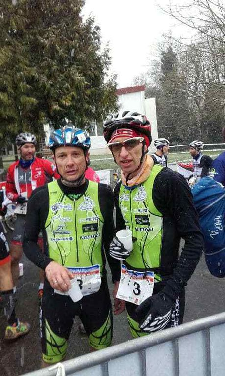 Championnats FRance de Bike and Run