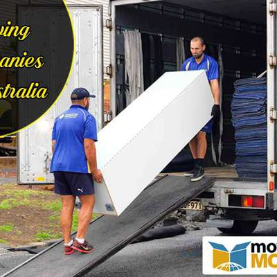 Moving Companies in Australia: Delivering Myriad Moving Services with Excellence