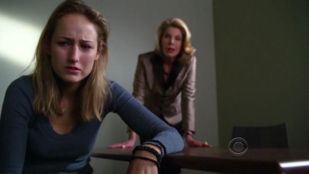 Critiques Séries : The Good Wife. Saison 2. Episode 10.