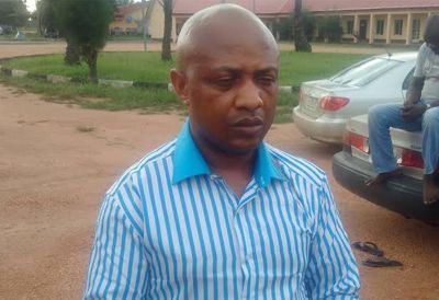 Evans seeks bible from Kirikiri prison  Read more