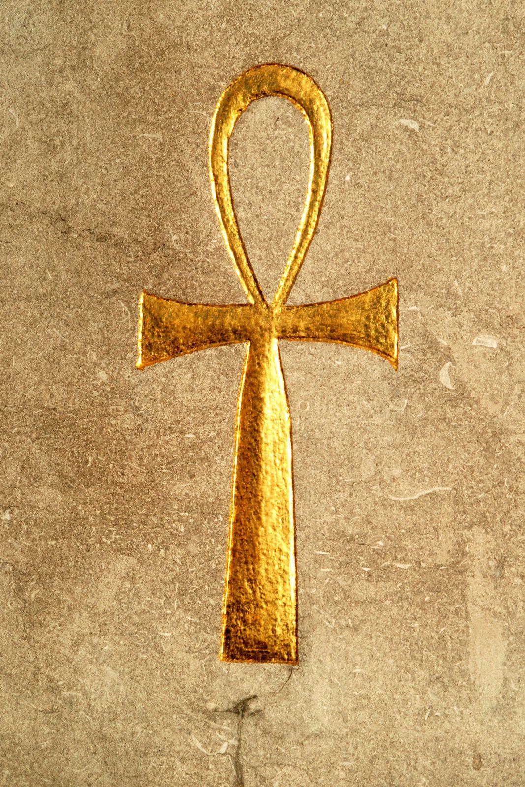 Ankh-Mausolée de Goblet d'Alviella