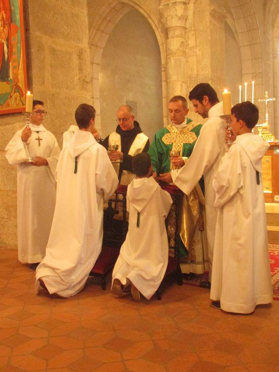 Célébration 30 ans association Pro liturgia