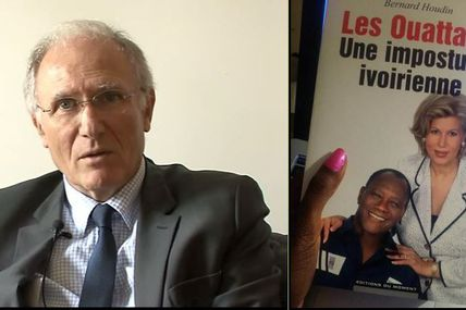 #LaurentGbagboLeDroitàLaDifférence / Bernard Houdin dénonce l'imposture ivoirienne des Ouattara (#ProcèsGbagbo #DevoirdHistoire)