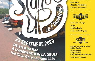 Allocataires du RSA, venez participer aux Stand's UP de l'insertion 2020