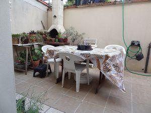 Maison de village T4 terrasse et jardinet