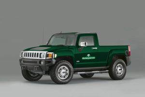 Hummer H3 Pick-Up ONF