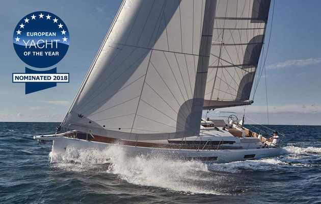 Exclusive - Discover all Sailing Yachts Nominated at the European Yacht of the Year 2018