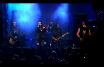 OUTLOUD - TONITE video - FRONTIERS Records - HEAVY SOUND SYSTEM