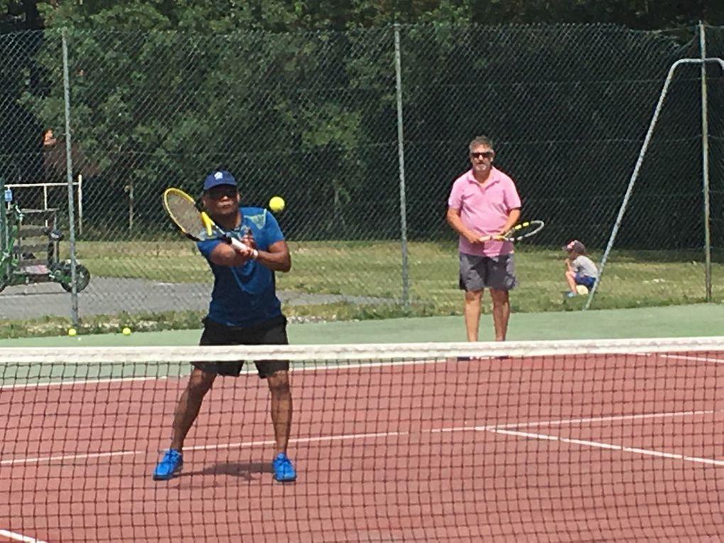 Diaporama fête du tennis 2018