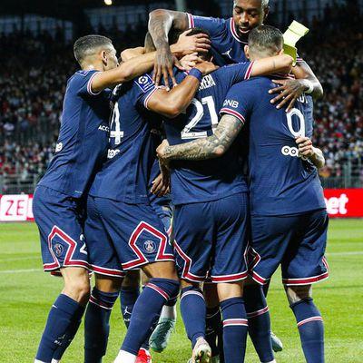 Paris grand gagnant du week end
