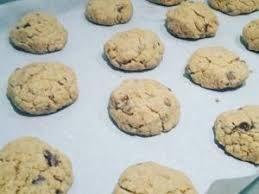 Recette des cookies à la farine de petit épeautre (IG bas)