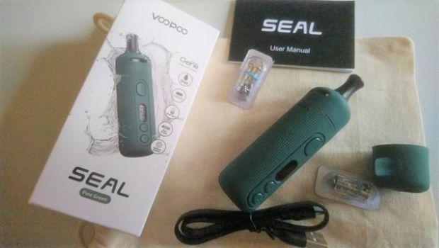 Test - Pod mod - Seal 40W de chez Voopoo