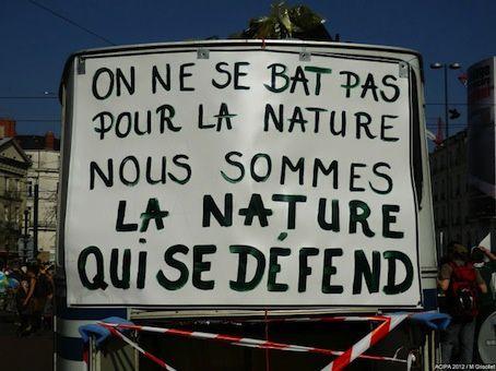 Enjeux écologiques et climatiques, celles et ceux qui refusent d'agir seraient-ils vraiment aussi troublé·e·s que celles et ceux qui agissent?