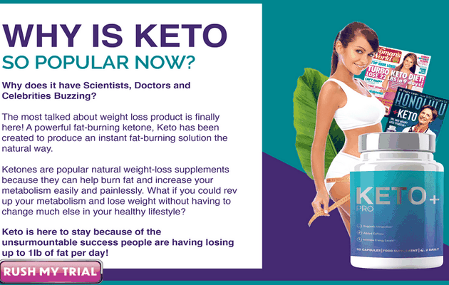 Keto Pro Plus - Burn Fat, Surpress Appetite And Enhance Energy!