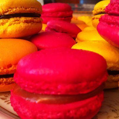 Les macarons de Claire Gagnepain