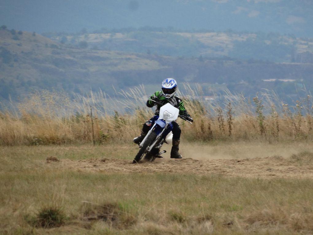 Julien et ses motos