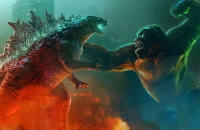 critique de GODZILLA VS KONG