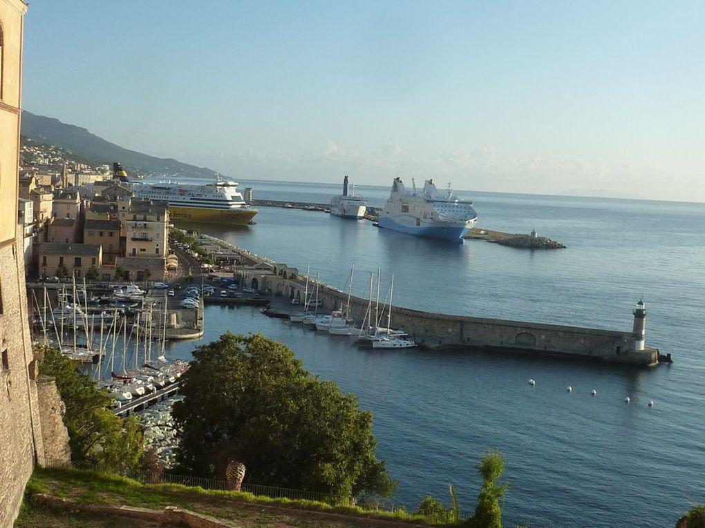 Corse, début de notre séjour..