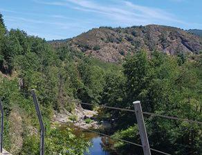 Balade en Ardèche : le vélorail des gorges du Doux - 1