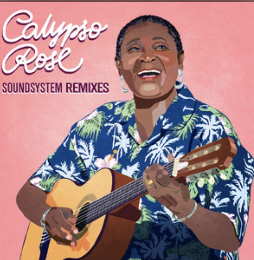 I am African de Calypso Rose