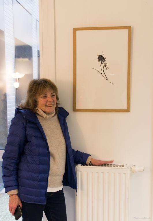 Première visite..... Photos des artistes Laurent Gaudin