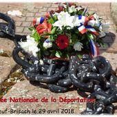 Cérémonie de la Journée Nationale de la Déportation - anciens9genie.overblog.com