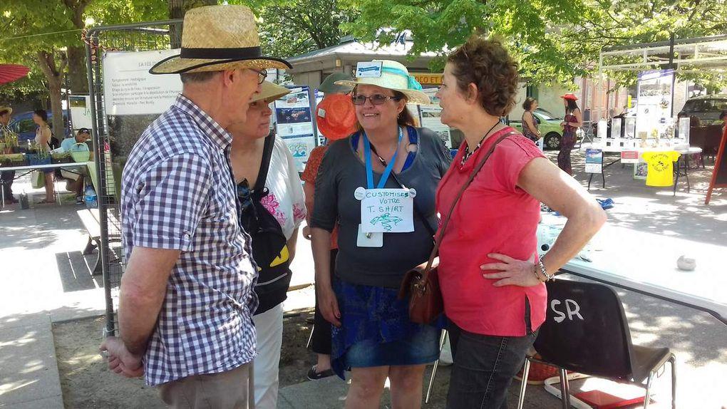 Rives & Cultures aux Huveaunades à Roquevaire