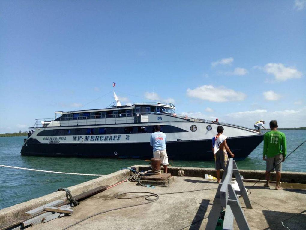 Un ferry coule avec 251 personnes à bord aux Philippines, 4 morts confirmés
