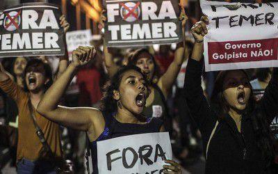 Brésil / Corruption, crise de régime et lutte des classes