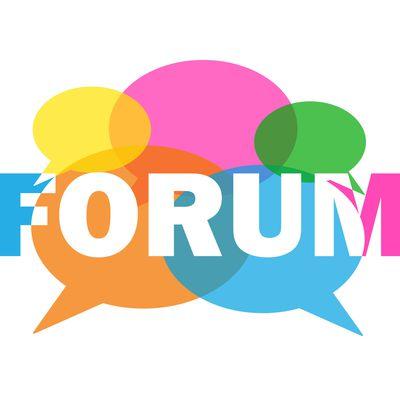 Un forum a été créé
