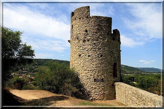 Diaporama rempart de Tournon sur Rhône