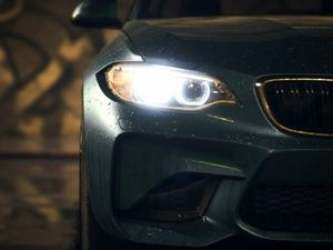 La BMW M2 Coupé débarque en avant première dans Need for Speed