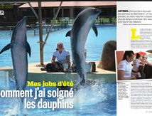 Photos Marineland dans VSD
