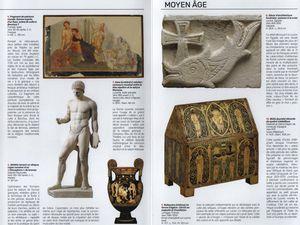 La galerie du Temps et ses oeuvres Cliquez sur l'image pour l'ouvrir