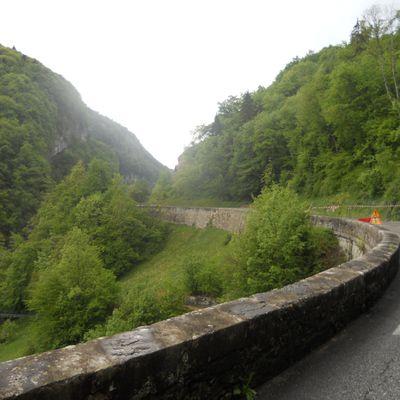 Routes de BRM(S) dans l'avant-pays Savoyard