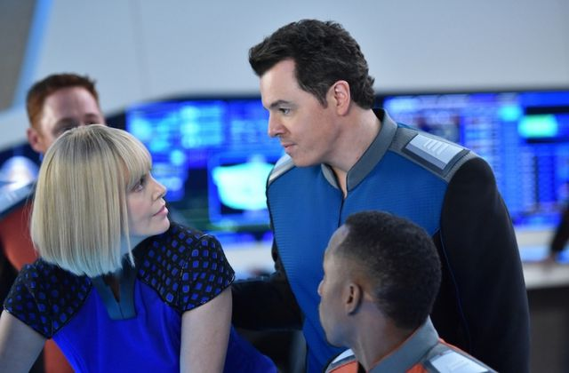 Critiques Séries : The Orville. Saison 1. Episode 5.