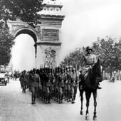 Comment la France passa de l'ère allemande à l'ère américaine