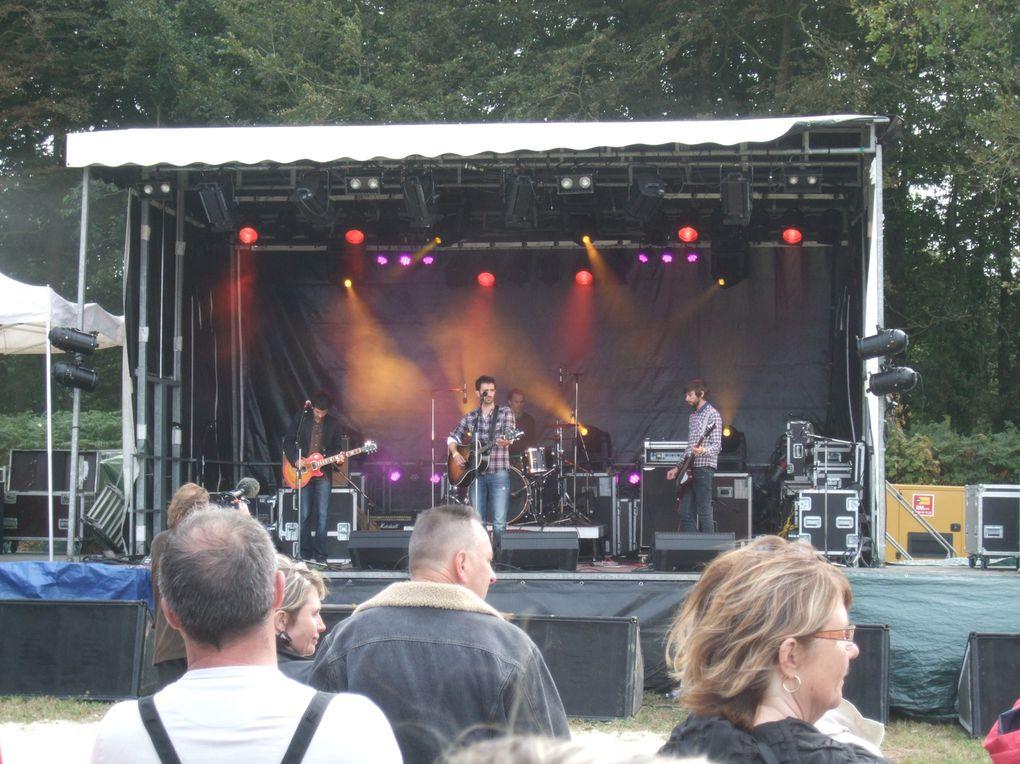 1er Festival des Rednecks Breizh au Chateau de Kerouartz à Lannilis ! A ne pas manquer !