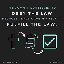 Obedience. What's The Big Deal?