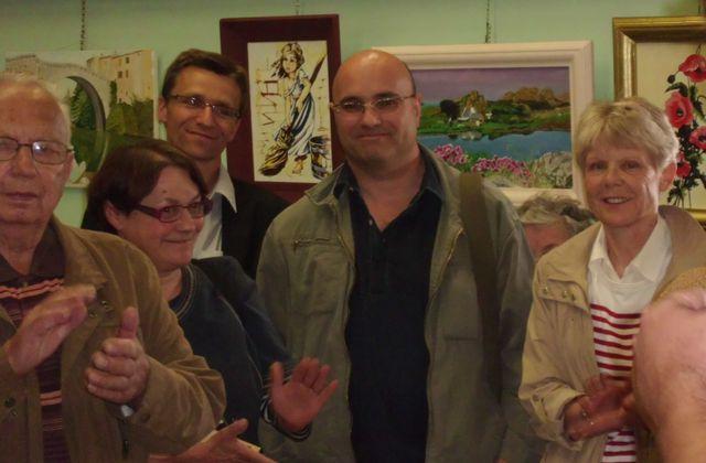 Un beau week end culturel dans le Nord meusien