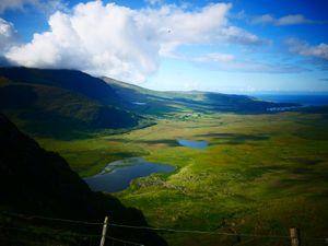 Clichés N°48 :  Fenêtre sur l'air pur d'IRLANDE