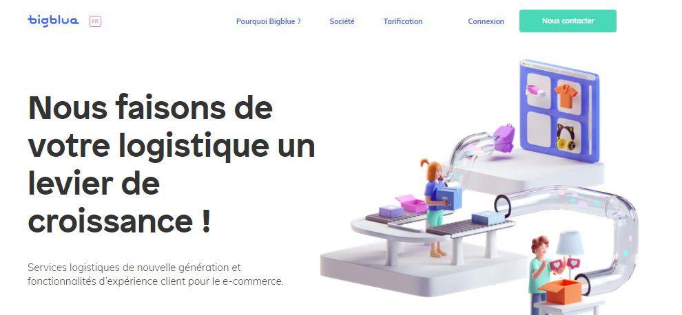 Start-up : Bigblue lève 3 millions d'euros