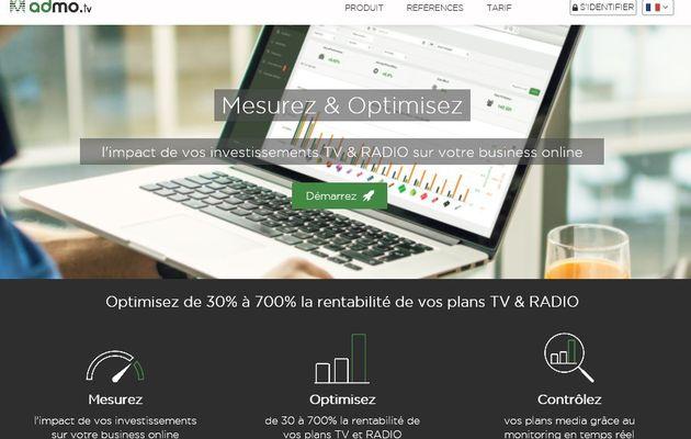 Web : Admo.tv lève 1 million d'euros pour son développement